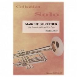 Marche du retour (trompette)
