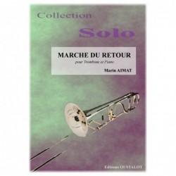 Marche du retour (trombone)