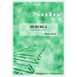 DUBURLA (Saxophone)