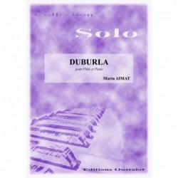 DUBURLA (Flute)