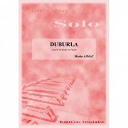 DUBURLA (Clarinette)