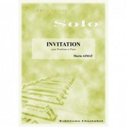 INVITATION (Trombone)