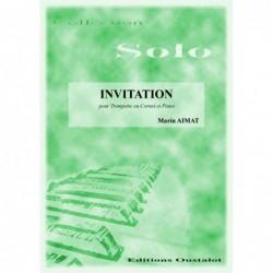 INVITATION (trompette)