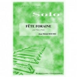 FETE FORRAINE (flute)
