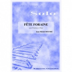FETE FORRAINE (trombone)