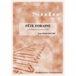FETE FORRAINE (trompette)