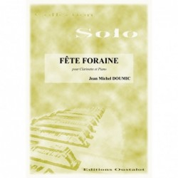 FETE FORRAINE (Clarinette)