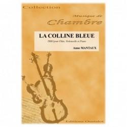LA COLLINE BLEUE (trio)