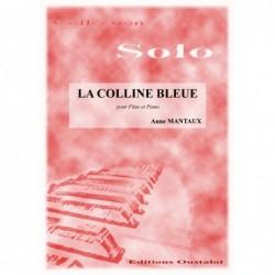LA COLLINE BLEUE (flute piano)