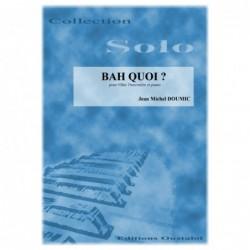 BAH QUOI (Flute)