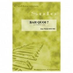 BAH QUOI (Violoncelle)