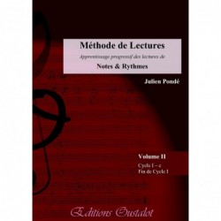 Methode de Lectures Vol 2