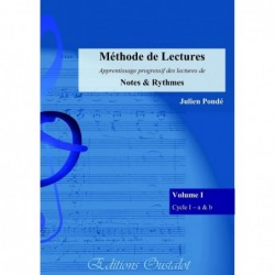 Methode de Lectures Vol 1